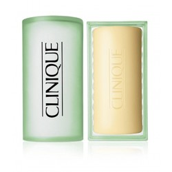 Clinique - Facial Soap mild with dish 100 gr
