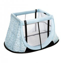 Aerosleep Instant Travel Cot - Ocean Blue