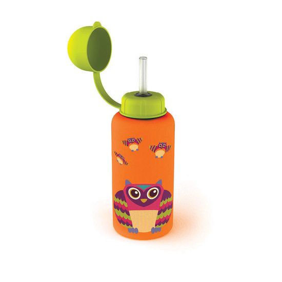 Oops Bottle with Proteccion 300ml Owl