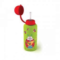 Oops Bottle with Proteccion 300ml Ladybug