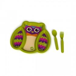Oops Weaning Set Owl
