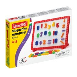 Quercetti Magnetic Board 48 Numbers