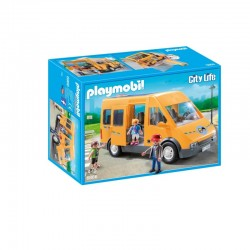 Playmobil City Life School Bus - 6866