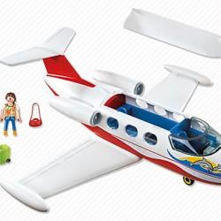 Playmobil Avión de vacaciones - 6081