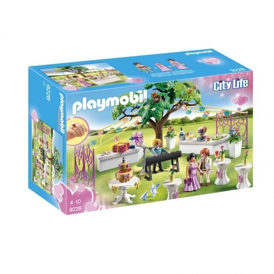 Playmobil City Life Wedding Reception - 9228