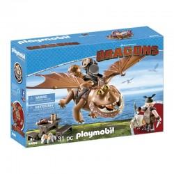 Playmobil Dragons Fischbein und Fleischklops - 9460