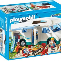 Playmobil Familien-Wohnmobil - 6671