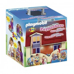 Playmobil Take Along Modern Dolls House - 5167