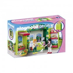 Playmobil Flower Shop Play Box - 5639