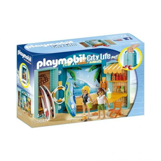 Playmobil Loja de surf - 5641