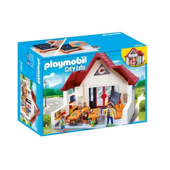 Playmobil Escola City life - 6865