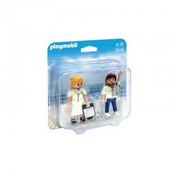 Playmobil Duo Pack Cruzeiro - 9216