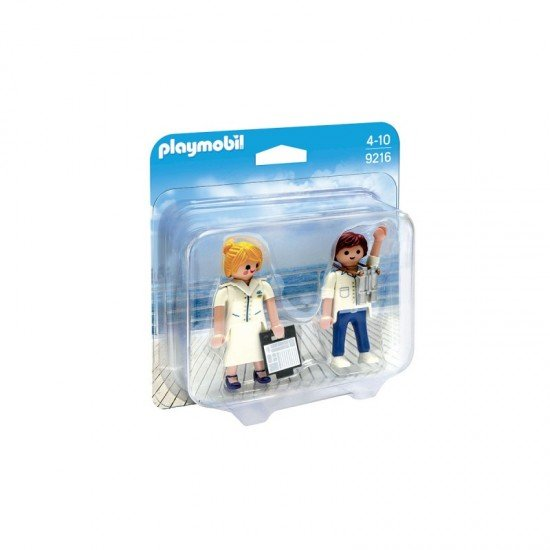 Playmobil Collectable Cruise Ship Officers Duo Pack - 9216