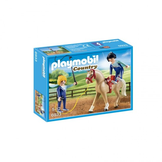 Playmobil Vaulting - 6933