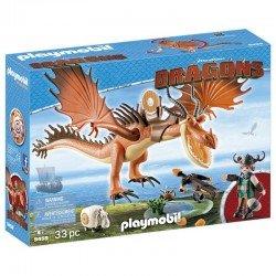 Playmobil Rotzbakke und Hakenzahn - 9459