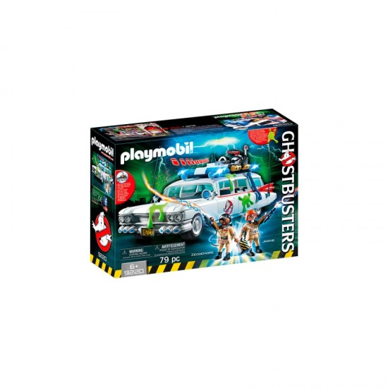 Playmobil Ghostbusters Ecto 1 - 9220