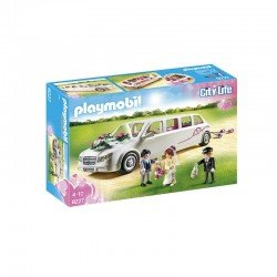 Playmobil City Life Wedding Limo - 9227