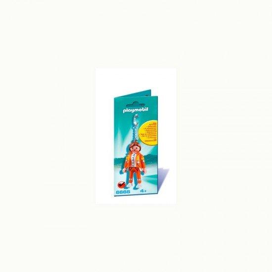 Playmobil Keychain emergency service - 6666