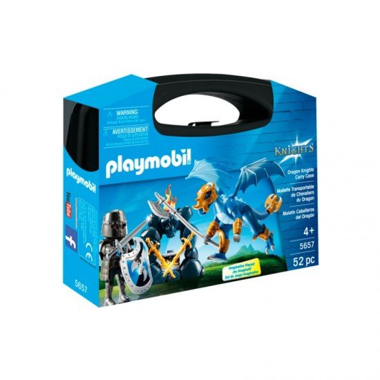 Playmobil Dragon Knights Carry Case - 5657