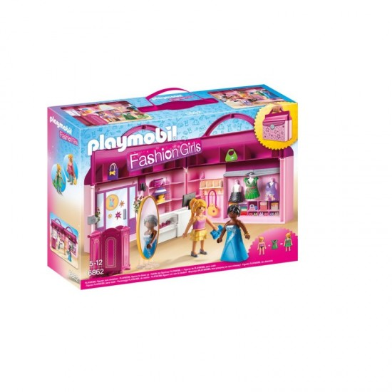 Playmobil Fashion Boutique (Take Along) - 6862