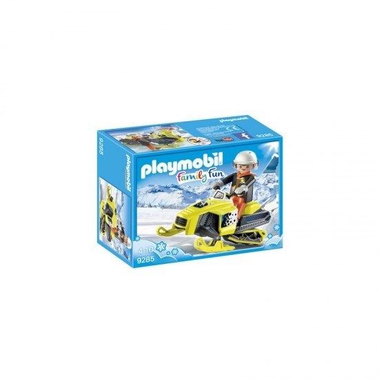 Playmobil Snowmobile Action Figure - 9285