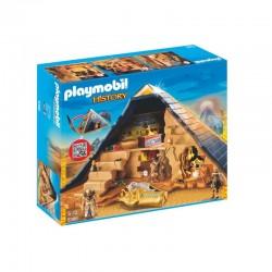 Playmobil Pirámide del Faraón - 5386
