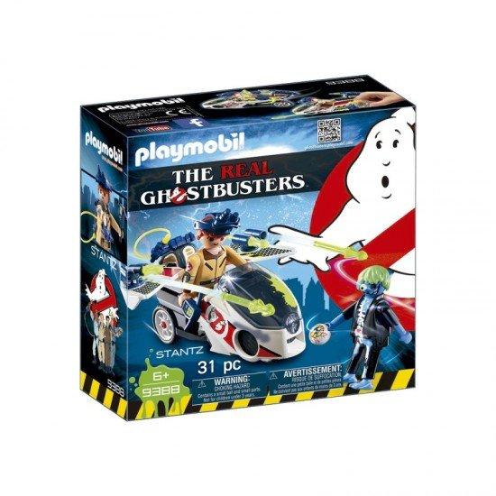 Playmobil Ghostbusters Stantz with Skybike - 9388