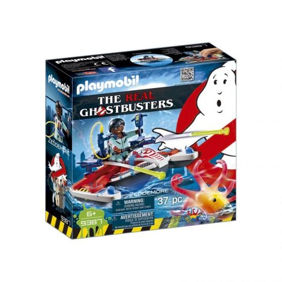 Playmobil Ghostbusters Jetski - 9387