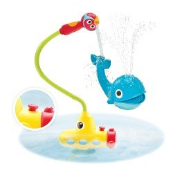 Yookidoo Submarine Spray Whale