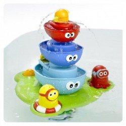 Yookidoo Fuente Formas y Colores Juguete de baño