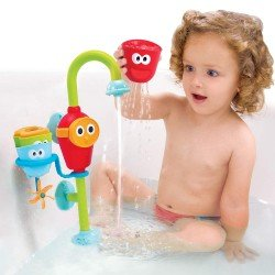Yookidoo Mobile Bath Shapes and Movements