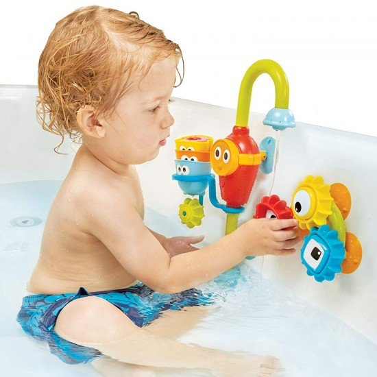 Yookidoo Tap Fits and Tour Pro, Bath Toy