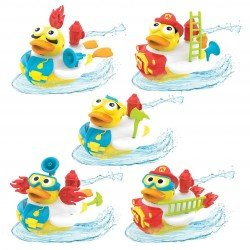 Yookidoo Jet Duck Create a Firefighter