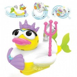 Yookidoo Jet Duck Create a Mermaid