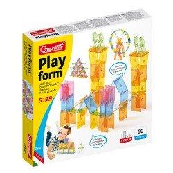 Quercetti Building Game Playform 60 pieces
