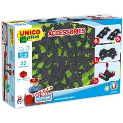 Unico Accessories for Tracks 22 pieces