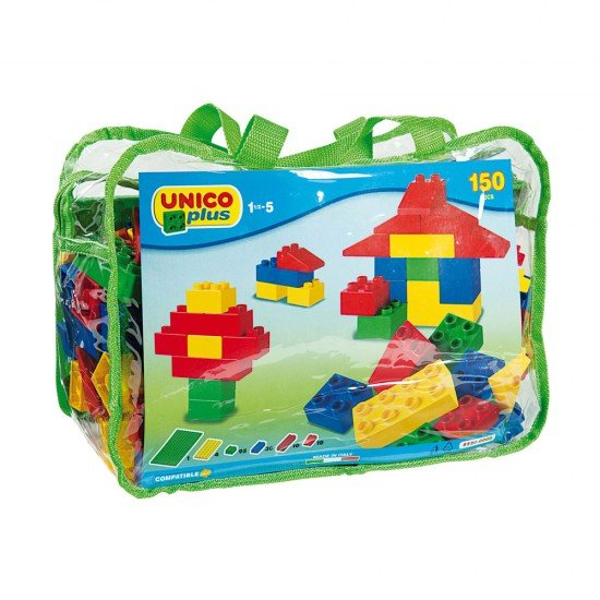 Unico Bag with 150 Pieces