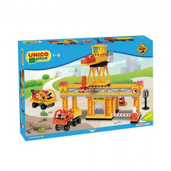 Unico Cantera Grande piezas construcción