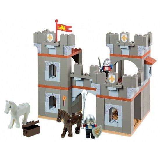 Unico Mittelalterliche Große Burg 359 Stücke