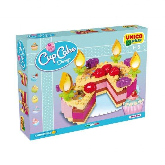 Unico Tarte Cup Cake Design 56 peças