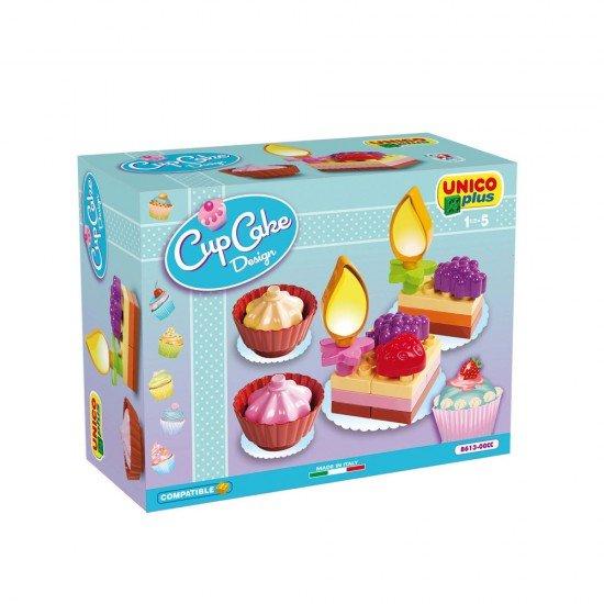 Unico Tassenkuchen Design Desserttorten 20 Stück