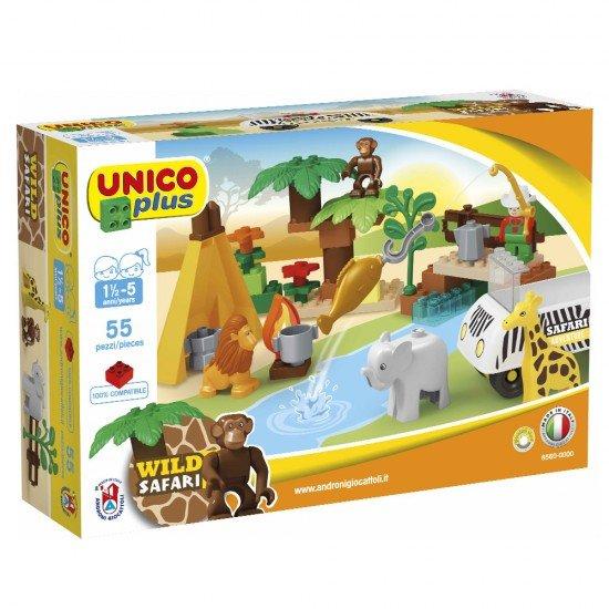 Unico Grande Safari Unico 55 peças
