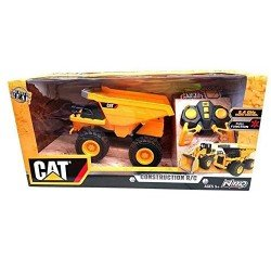 Nikko Truck 26 cm CATERPILLAR R / C 2.4 GHz Toy