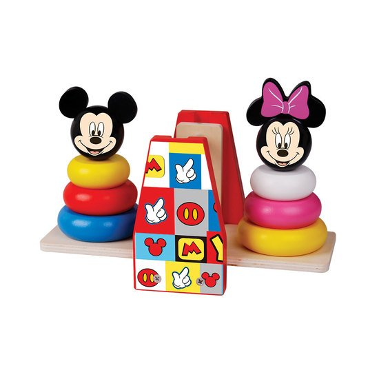 Disney Wooden Balance Stacker