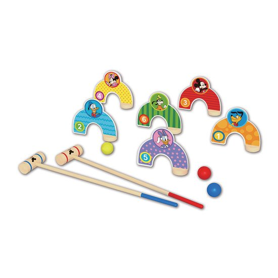 Disney Wooden Croquet