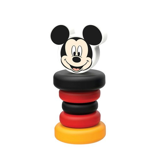 Disney Mickey Wooden Rattle