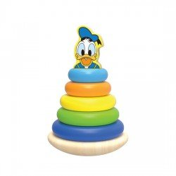 Disney  Wooden Stacker