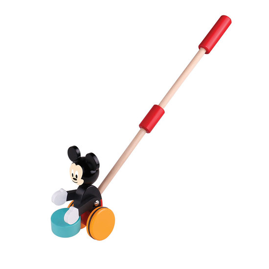Disney Holz Push Along