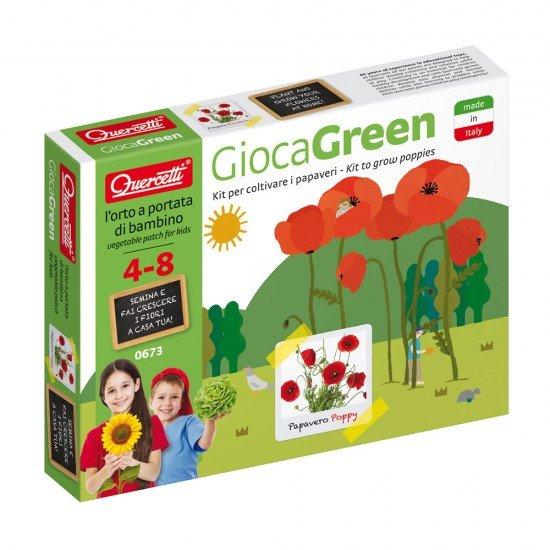 Quercetti Gioca Green Flores do Campo