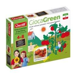 Quercetti Gioca Green Conjunto de Plantio de Tomate
